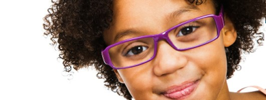 Good Eyesight – A child's passport to the future!