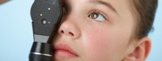 Children's Eye Health – Sight now for success later